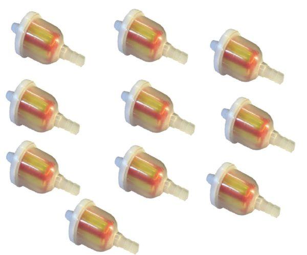 Small Inline Fuel Filter Auto Diesel 6mm X 10