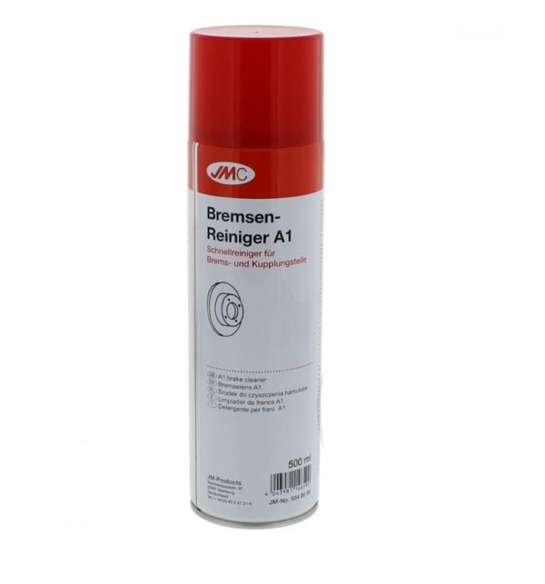 Spray Aerosol Cleaner for Brake, clutch and transmission parts