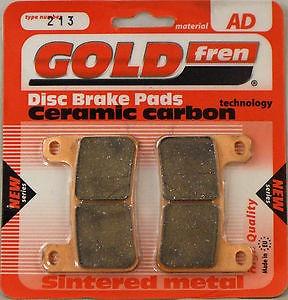 Goldfren Sintered Front Brake Pad Set - FA379