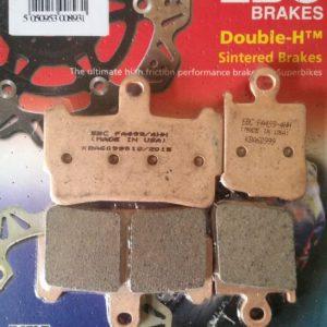 Front Brake Discs EBC HH FA499