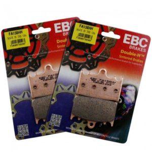 EBC Double-H Sintered FA158HH Brake Pads set