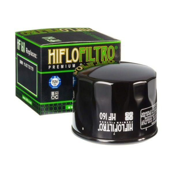 oil filter HF160 fits BMW
