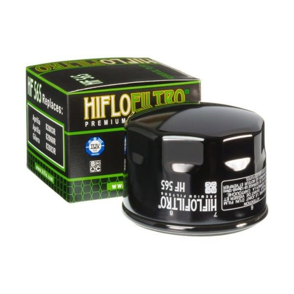 HiFlo Filtro Oil Filter HF565