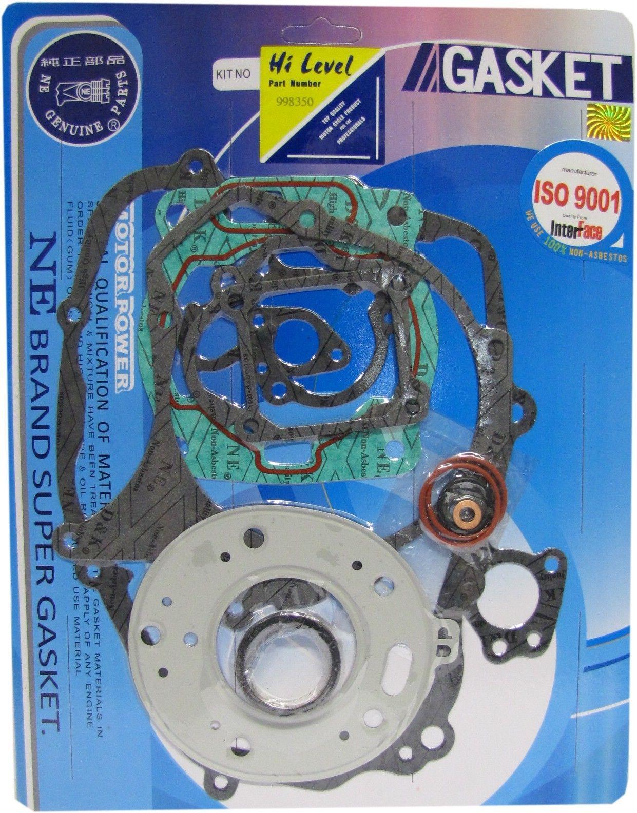 1988-2007 Yamaha DTR 125 DT 125 R RE X SM Engine Complete Full Gasket Set