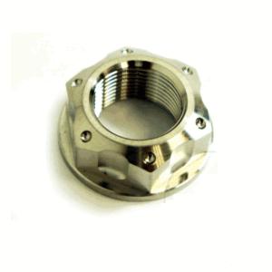 Axle Nut JMP M22 X 1.50 32mm Stainless Steel