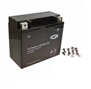 Gel Battery YTX20L-BS