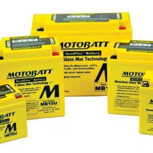 Motobatt Motorcycle batteries