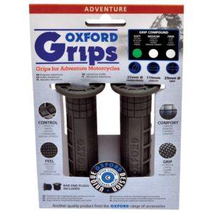Handlebar grips Oxford Adventure Soft