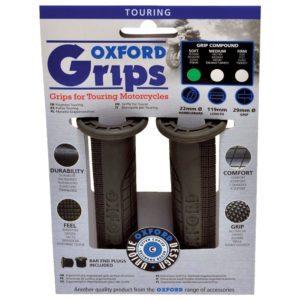 Handlebar grips Oxford Touring Soft