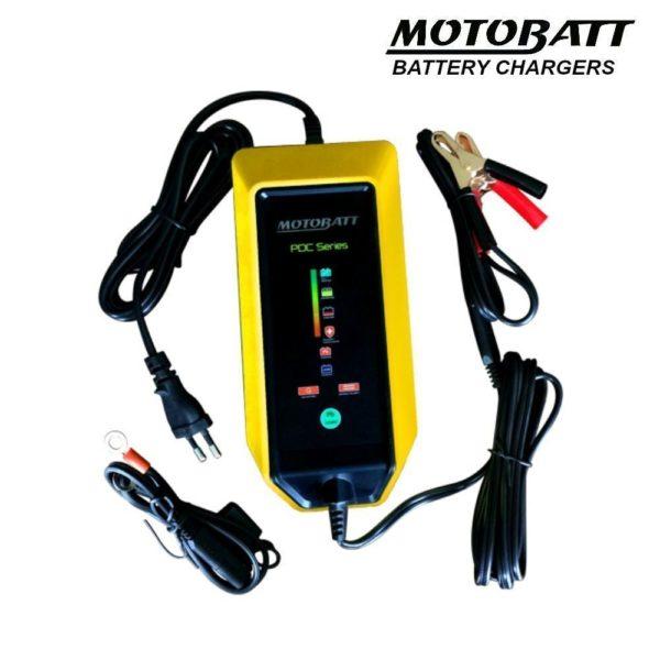 Motobatt fatboy charger