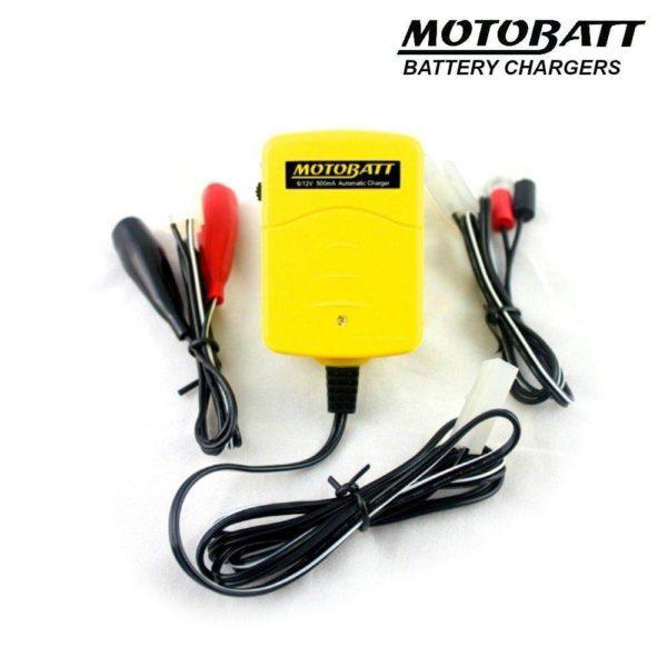 Motobatt trickle charger