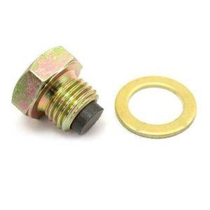 Magnetic Oil Drain Sump Plug Bolt M14 x 1.5mm