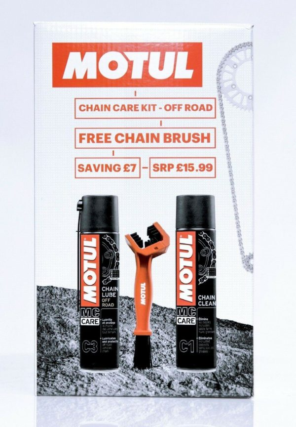 Motul offroad Chain Cleaning Kit