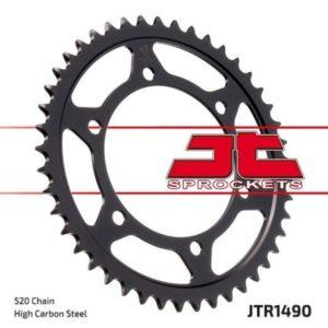 Rear Sprocket 520 Pitch 37 Tooth JT Sprockets