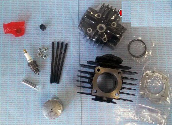 Yamaha PW50 Big Bore Cylinder Barrel Kit