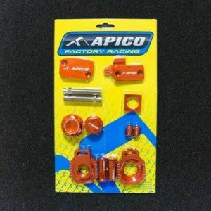 ORANGE APICO FACTORY BLING PACK for KTM EXC & SX models