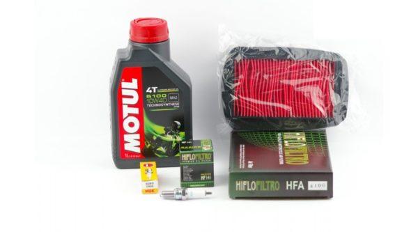 Yamaha WR125 service kit