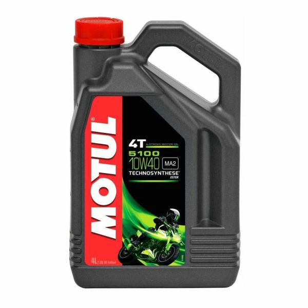 MOTUL 5100 SEMI-SYNTH OIL 10W40