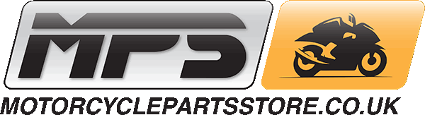 Motorcycle Parts Store Logo - Transparent