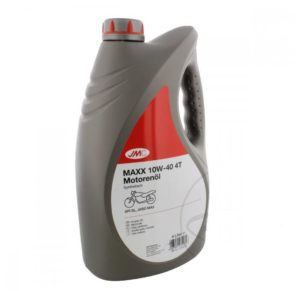 Synthetic 10W40 Oil Motorcycle 4 Litre