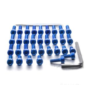 Probolt Motor Screws Blue