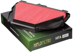Hiflo air filter for Yamaha