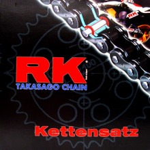 chain and sprocket set