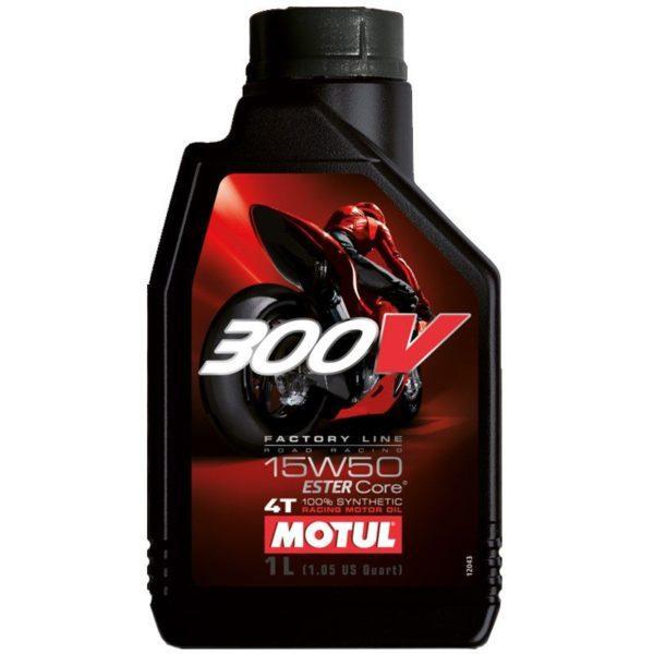 Motul 15W50 Oil