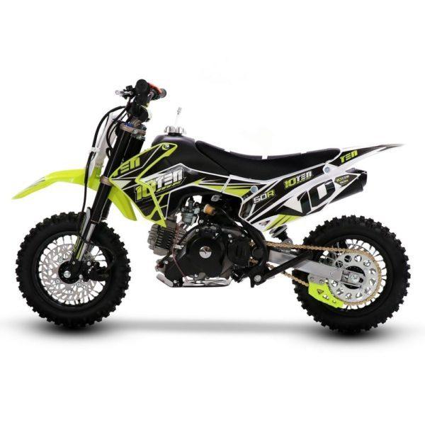 10Ten-50R-50cc-Automatic-Mini-Pit-Bike
