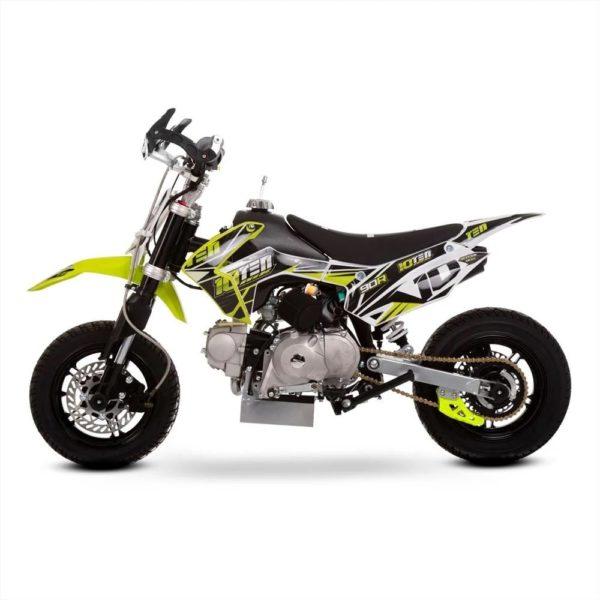 10Ten 90R semi-auto junior Supermoto bike