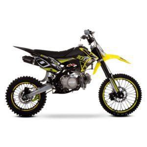 10TEN 140 cc Manual Pit Bike