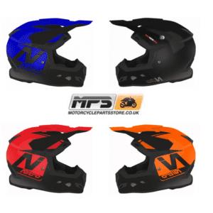 Motocross full face helmet