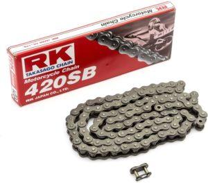 pit bike chain