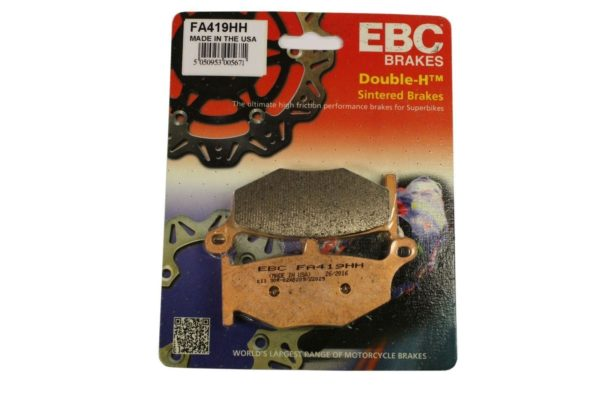 EBC Double - H Sintered Rear Brake Pads Set