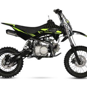 2021 stomp FXJ 110cc pitbike