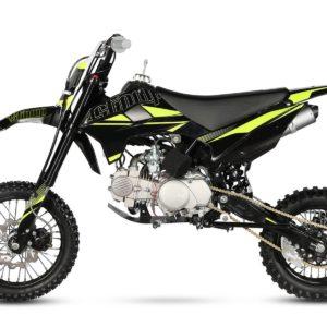 stomp z3-140cc small wheel pit bike