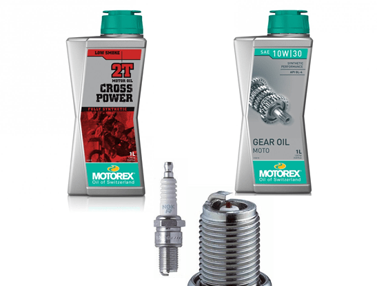 Motocross Light service kit