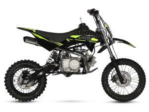 Stomp fxj110cc Semi-auto pit bike