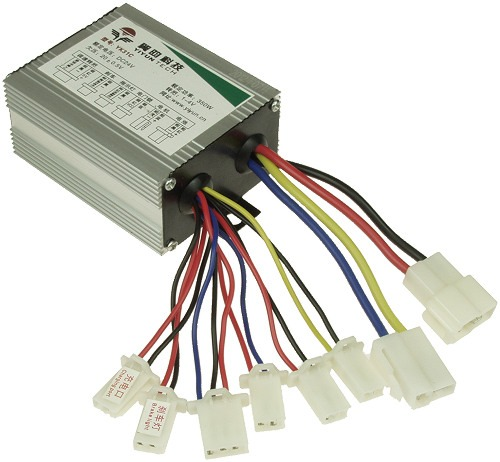 Electric Motor Speed Controller 24v 500w