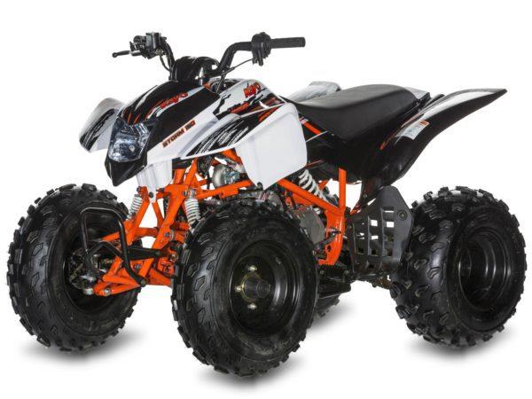 RAGING BULL 150 ATV