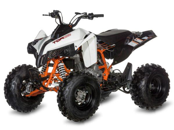 RAGING BULL 200 ATV