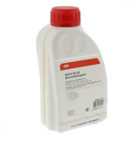 Brake and clutch fluid for quad bikes