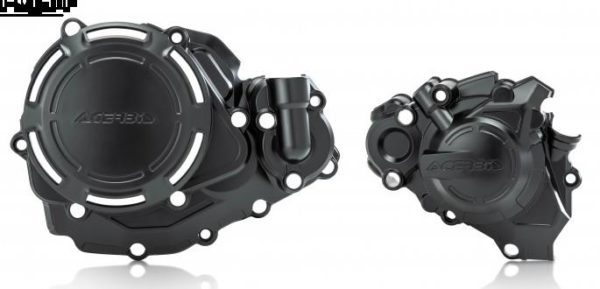 Engine casing covers for HONDA CRF450
