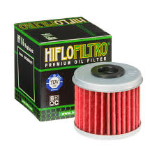 OIL FILTER HIFLO HF116