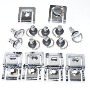dzus Silver DZUS Fairing Fasteners