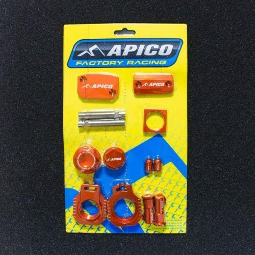 ORANGE APICO FACTORY BLING PACK KTM SX 125-150 2013