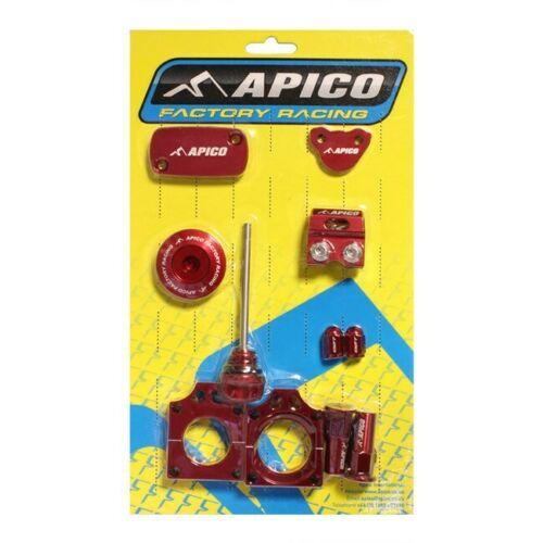 RED APICO BLING PACK FOR HONDA CRF450