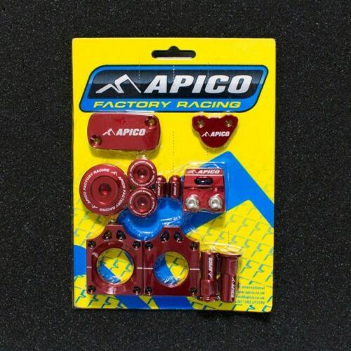 red apico bling kit honda