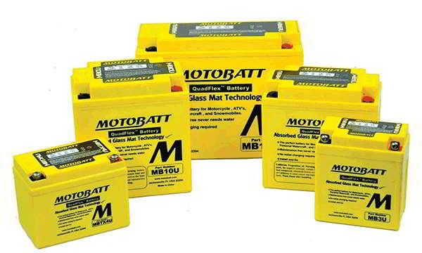 Motobatt Batteries at MPS