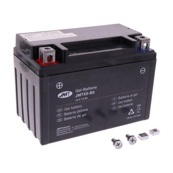 Suzuki Bandit Gel battery